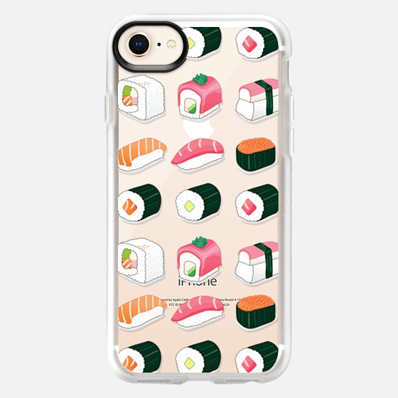 iPhone 8 케이스 - Delicious Sushi