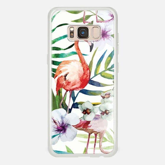 Tropical Flamingo -