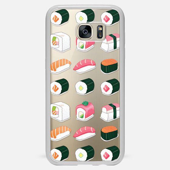 Galaxy S7 Edge Capa - Delicious Sushi