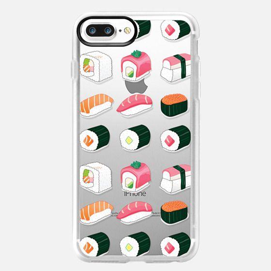 iPhone 7 Plus Hülle - Delicious Sushi