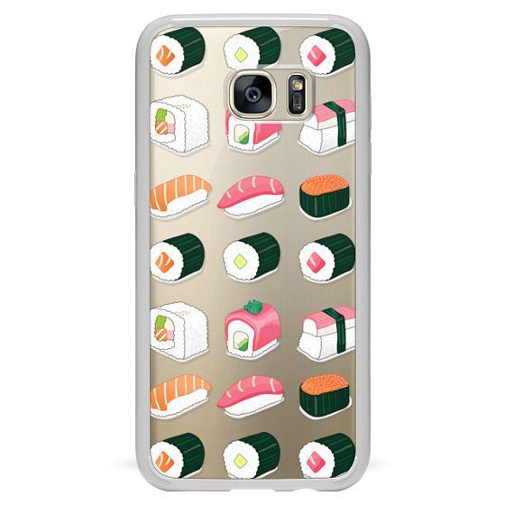 Galaxy S7 Edge 케이스 - Delicious Sushi