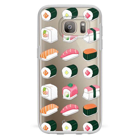Galaxy S7 Funda - Delicious Sushi