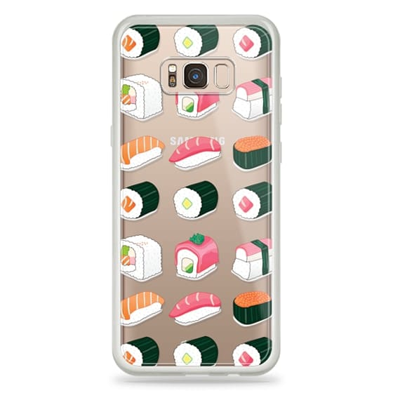 Galaxy S8 Plus Case - Delicious Sushi