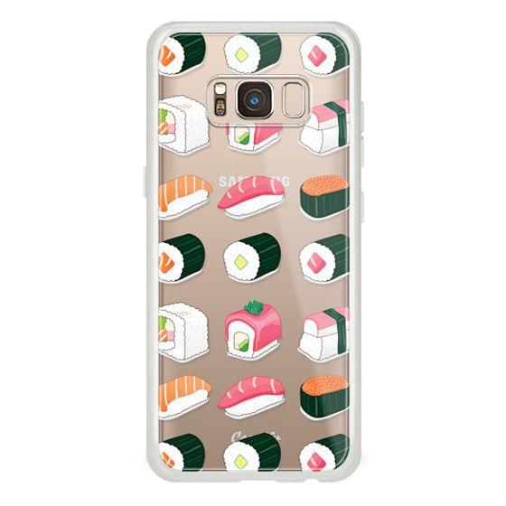 Galaxy S8 保護殼 - Delicious Sushi