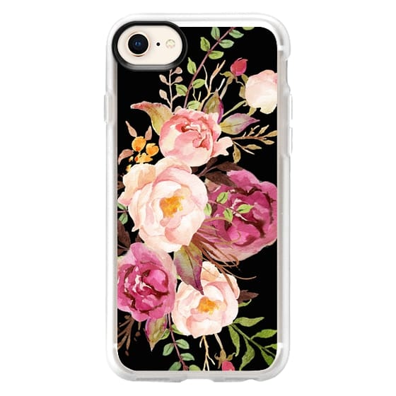 Watercolour Floral Bouquet