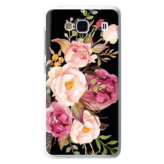 Redmi 2 Cases - Watercolour Floral Bouquet