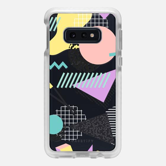 Samsung Galaxy / LG / HTC / Nexus Phone Case - Pastel Geometric Memphis Pattern