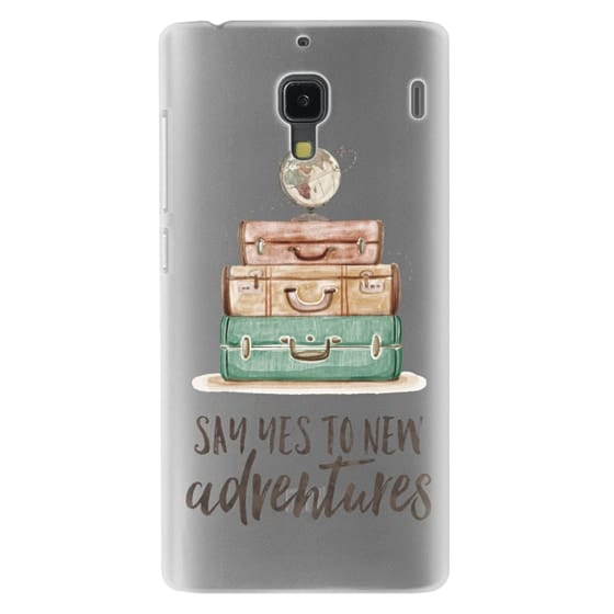 Redmi 1s Cases - Watercolour Travel World Globe - Say Yes to New Adventures