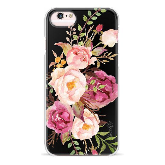 iPhone 6s Cases - Watercolour Floral Bouquet
