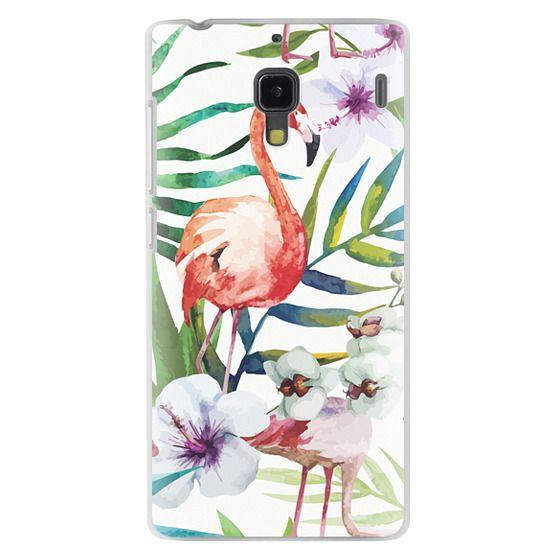 Redmi 1s Cases - Tropical Flamingo