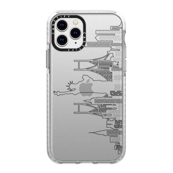 iPhone 11 Pro Cases - New York Skyline