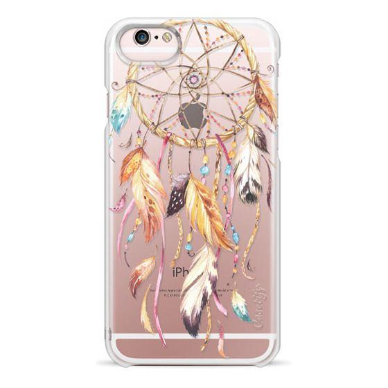 iPhone 6s Cases - Watercolor Dreamcatcher Feather Dream Catcher