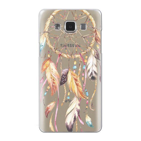 Samsung Galaxy A5 Cases - Watercolor Dreamcatcher Feather Dream Catcher