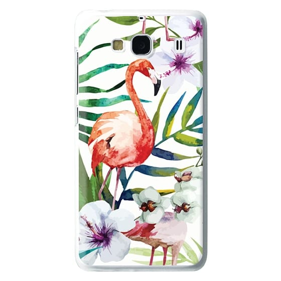 Redmi 2 Cases - Tropical Flamingo
