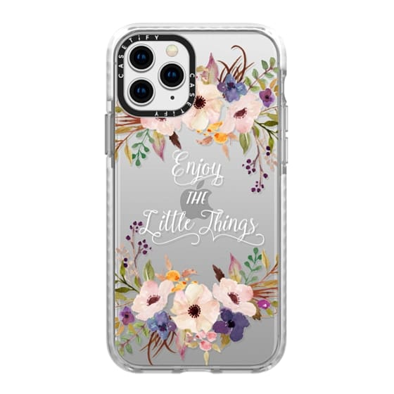 iPhone 11 Pro Cases - Enjoy the Little Things
