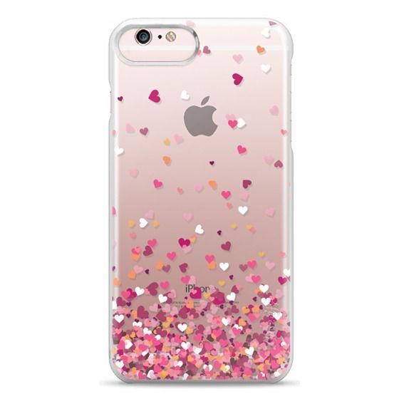 iPhone 6s Plus Cases - Confetti Hearts