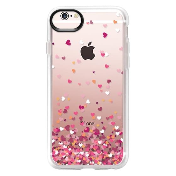 iPhone 6s Cases - Confetti Hearts