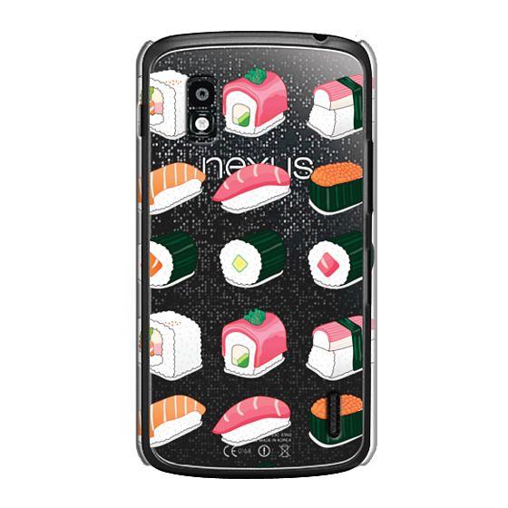 Nexus 4 Cases - Delicious Sushi