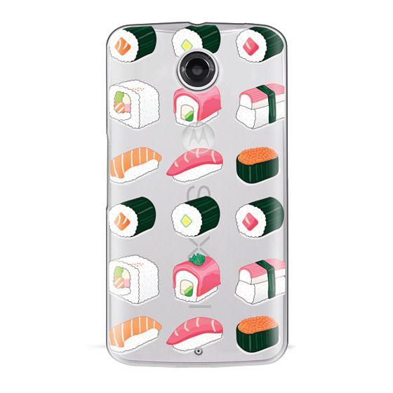 Nexus 6 Cases - Delicious Sushi