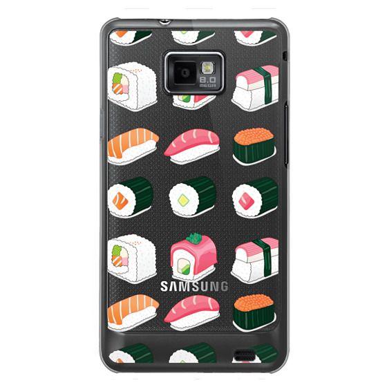 Samsung Galaxy S2 Cases - Delicious Sushi