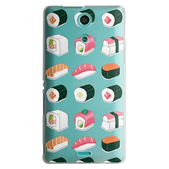 Sony Zr Cases - Delicious Sushi