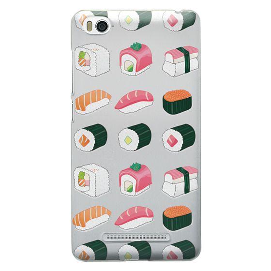 Xiaomi 4i Cases - Delicious Sushi