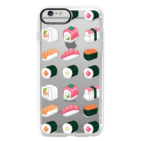 iPhone 6 Plus Cases - Delicious Sushi