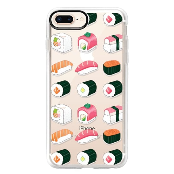 iPhone 8 Plus Cases - Delicious Sushi