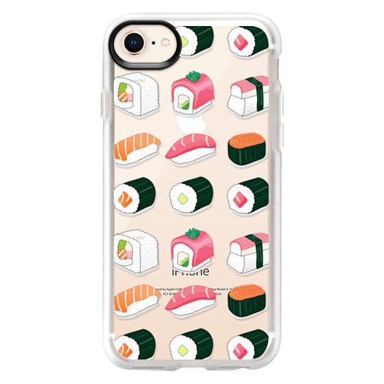 iPhone 8 Cases - Delicious Sushi