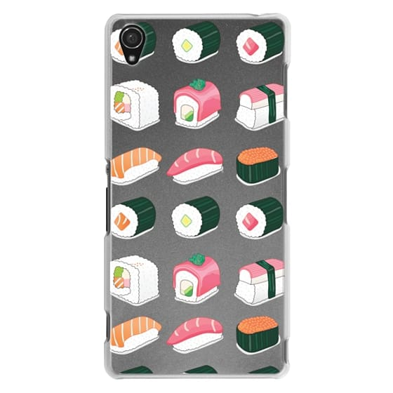 Sony Z3 Cases - Delicious Sushi
