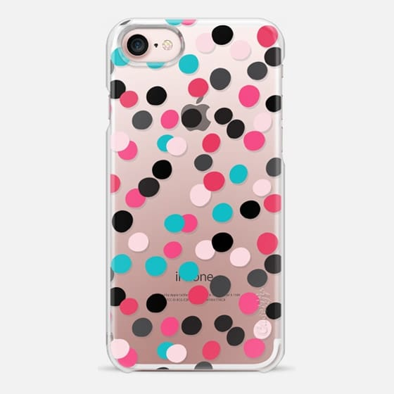 Blushing Confetti - Snap Case