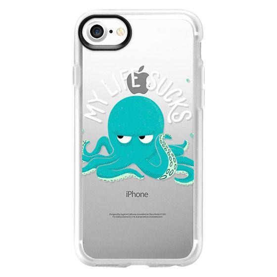Impact iPhone 8 Plus Case - My Life Sucks