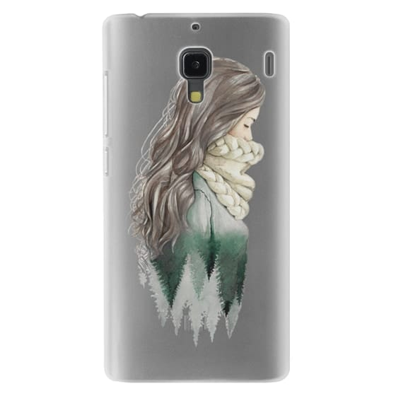 Redmi 1s Cases - Forest girl- indie hipster ethno earth woods travel wanderlust