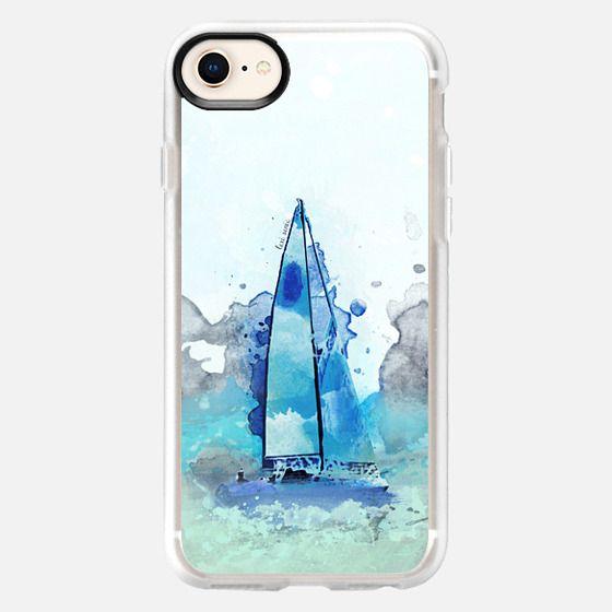 sailing - Snap Case