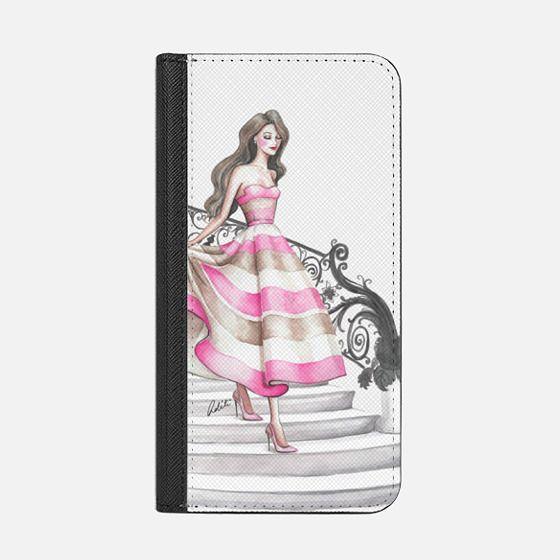 Pink and Fabulous Transparent