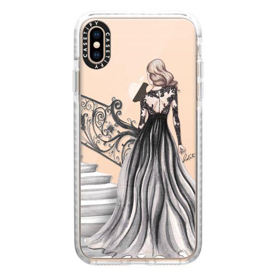 iPhone XS Max Cases - Lace & Fabulous, chic, Transparent