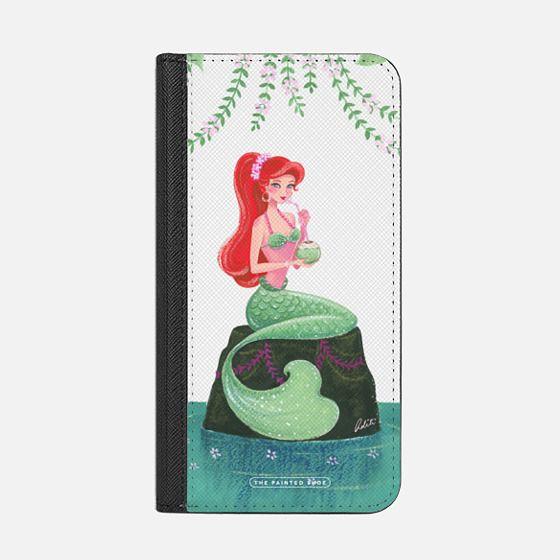 Mermaid, Summer Lovin' Mermaid (Transparent)