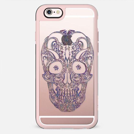 Glitter Skull - New Standard Case