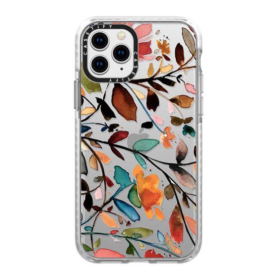 iPhone 11 Pro Cases - Wildflowers I