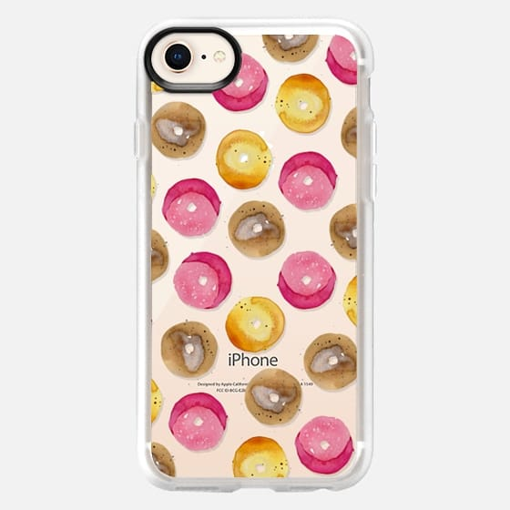 but first, doughnuts - Snap Case