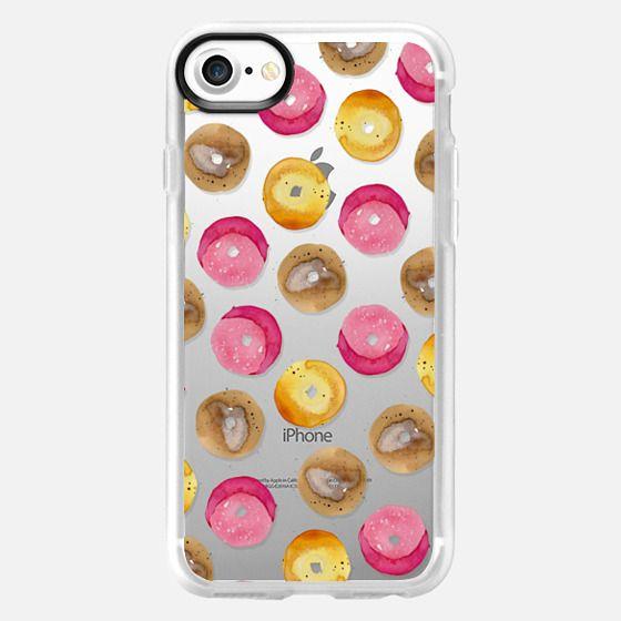 but first, doughnuts - Classic Grip Case