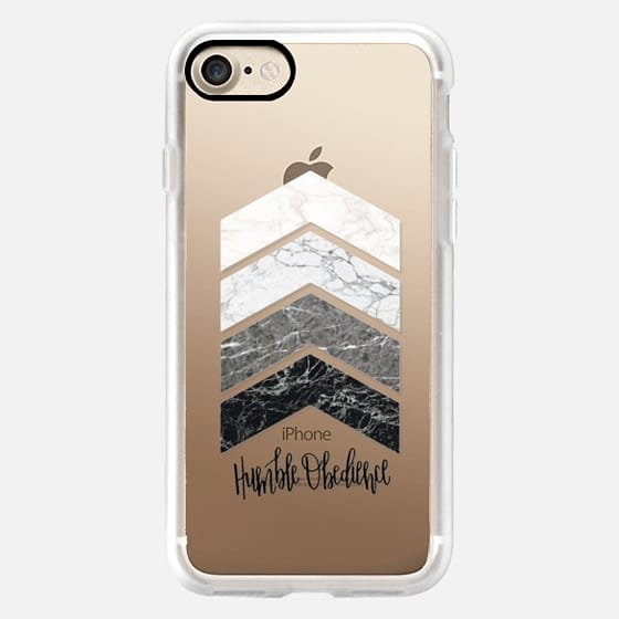 Humble Obedience (Marble Chevron) -