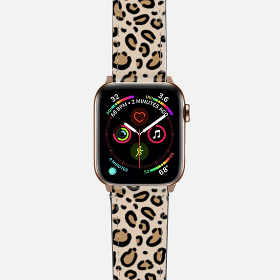 fashion accessory for iphone watches leopard print pattern animal print modern