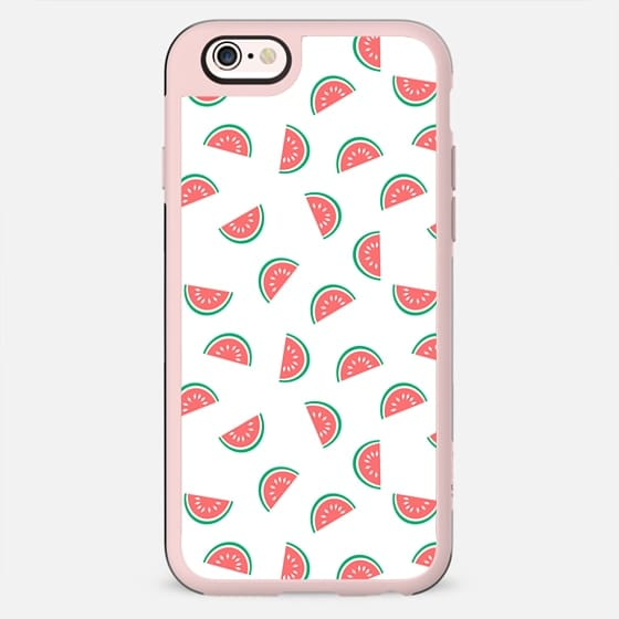 Watermelon Fruit fruity cell phone iPhone6 case perfect for summer fashion trend -