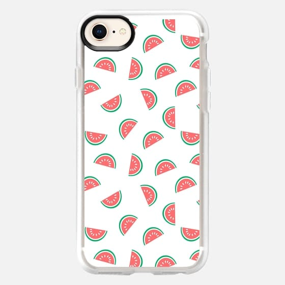 Watermelon Fruit fruity cell phone iPhone6 case perfect for summer fashion trend - Snap Case