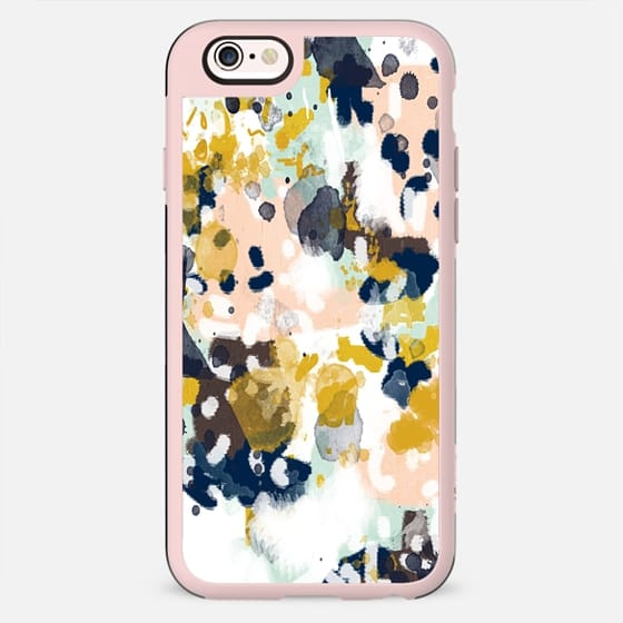 Sloane - Abstract painterly design by Charlotte Winter