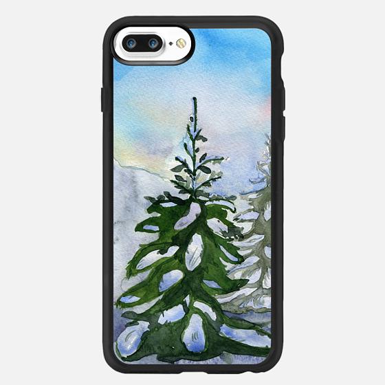 Casetify iPhone 7 Plus/7/6 Plus/6/5/5s/5c Case - Winter l...