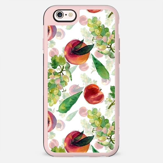 grapes and peaches - New Standard Case