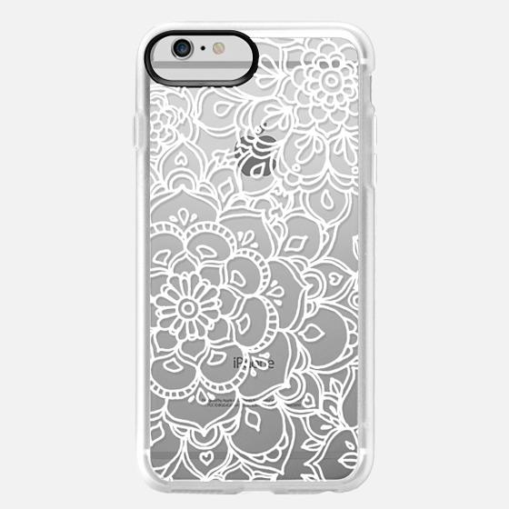 White Lace Doodle