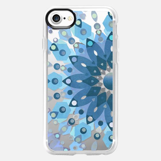 Frozen Flower Mandala (transparent) -